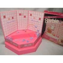 Banheira Barbie Estrela Banho De Beleza Na Caixa Anos 80