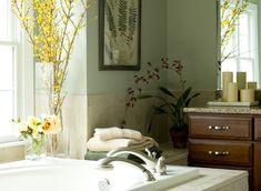 Tea Light - Potential Bathroom Colour