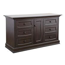 Eco Chic Dorchester Double Dresser - Slate