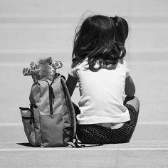 Shades Of Black, Black And Grey, Kool Kids, Bradley Mountain, Cool Photos, Amazing Photos, Sling Backpack, Backpacks, Children