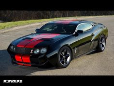 Ford Torino Shelby /// #Cars #Speed #HotRod 2013 Ford Shelby GT500 500 HP, EPA 14 mpg / 20 mpg Edmunds Empowers