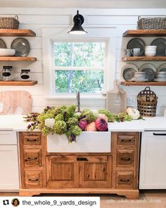 Home Decor Living Room .Home Decor Living Room Farmhouse Kitchen Decor, Kitchen Redo, Home Decor Kitchen, New Kitchen, Home Kitchens, Kitchen Ideas, Kitchen Cabinets, Shiplap In Kitchen, Bungalow Kitchen
