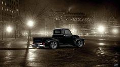 Wie gefällt euch mein Tuning #Chevrolet 3100 1954 auf 3DTuning #3dtuning #tuning