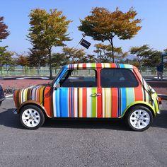 Rover MINI, Paul Smith style