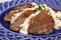 Filé Mignon com Creme de Palmito - Sabor Perfeito - file mignon com creme de palmito Source by elietebarber A Food, Food And Drink, Bbq Meat, Beef Steak, Creme, Low Carb, Yummy Food, Treats, Cooking