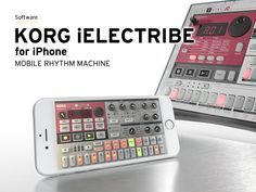 This app's intuitive operation allows anyone to easily create powerful beats on the ELECTRIBE series. The enormously popular ELECTRIBE-R instantly became a must-have item for track-makers around the world, and now it's been reborn as an app for iPhone.
