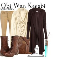 """Obi Wan Kenobi"" by lalakay on Polyvore"