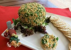 Cheese Ball Recipe Is Sure To Be New Holiday Hit!