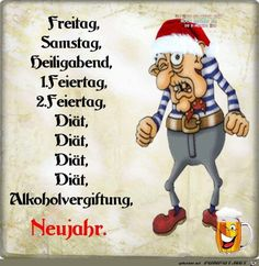 Funny Christmas And New Years Sayings, Funny Christmas And New Years Sayings … - Neujahr Cartoon Faces, Cartoon Drawings, Cute Cartoon, Cute Comics, Funny Comics, Nouvel An Citation, Funny Images, Funny Pictures, Funny Cartoon Memes