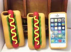 New!!! Hot Dog Case For Funda iPhone 4 Case Luxury Silicone Carcasa Fashion Cute Coque For Capa Para iPhone 4s Cases-in Phone Bags & Cases from Phones & Telecommunications on Aliexpress.com | Alibaba Group