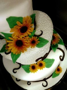 wedding girasole http://www.simocakedesigner.it