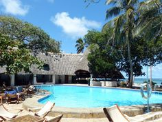 Hotel Ocean Village Club in Kenia