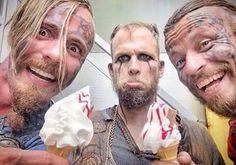 Vikings scream for ice cream!