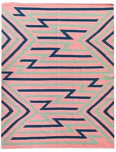 Jaeda Rug, Pink Flamingo - 8'x 10' $636