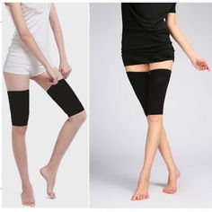 Massage Thigh Slimming Body Shaper Leg Loss Weight Burn Fat Crus Belt Shapewears -- Read more  at the image link.