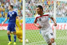 Reza Ghoochannejhad : Bosnia-Herzegovina v Iran: Group F