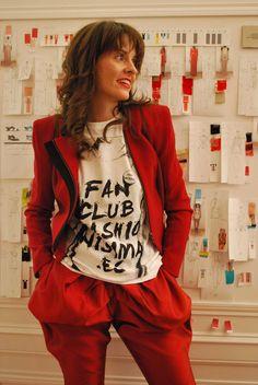 Diseñadora de Moda, Ana Locking