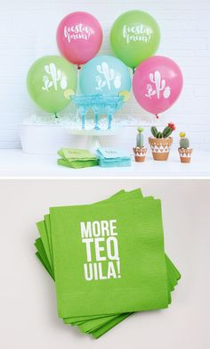 'Fiesta Forever' Party Supplies