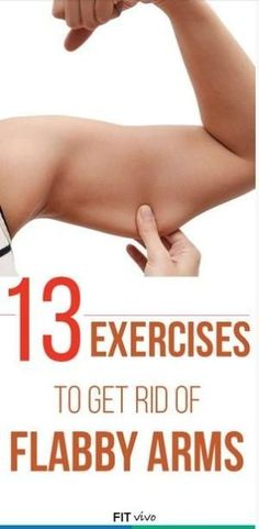 You know what's more annoying than having belly and back fat? Having flabby arms!. This article will give you workouts to do at home to get rid of them. You can use weights or no equipment at all. Not only flabby arms feel weird but they also don't look nice especially when they finally sag and make... by Vonda 24