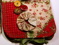 Keepsake Sewing Kit | YouCanMakeThis.com