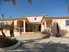 3 bedroom pool with heated pool in Carvoeiro, Lagoa, Algarve, Portugal - Quinta style bungalow located in the outskirts of the Gramacho Golf Course in Carvoeiro.  The villa is set within almost 2 ha. of private grounds, fully fenced and landscaped with automatic gates. - http://www.portugalbestproperties.com/component/option,com_iproperty/Itemid,16/id,1251/view,property/#
