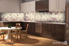Kuchynská fototapeta DIMEX Kitchen Cabinets, Home Decor, Decoration Home, Room Decor, Cabinets, Home Interior Design, Dressers, Home Decoration, Kitchen Cupboards