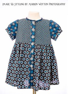 Girls African Print Winter Pinafore Blue/ by JenniDezignsClothing Blue Orange, Kids Fashion, Dressing, African, Summer Dresses, Trending Outfits, Winter, Girls, Cotton