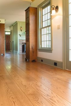 Hull Wide Plank Flooring Appears in Old House Journal