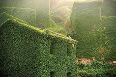 Jane Qing fotografiert ein verlassenes Fischerdorf in China | KlonBlog