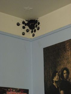 Soot Sprites!  I want soot spirits on my walls too:D