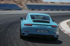 Porsche 911 Carrera GTS MY 2018 12