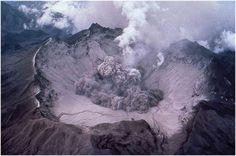 Fascinantes fotografías aéreas del volcán Pinatubo | La Reserva