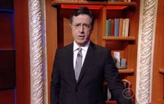stephen colbert gross lssc late show disgusting gag throw up trending #GIF on #Giphy via #IFTTT http://gph.is/27yRlao