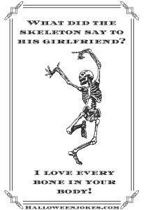 black and white halloween joke cartoon skeleton 2 cpal