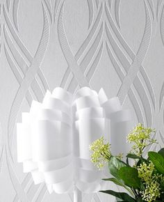 $60 Neo: White Wallpaper Dining Room Wallpaper, Painting Wallpaper, White Wallpaper, Bathroom Kids, My New Room, Shop Ideas, Interior Ideas, Cool Things To Buy, Wallpapers