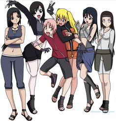 GenderBend - Naruto by CheeyHimbury on deviantART