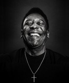 Pelé | New Work | Andy Gotts MBE