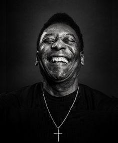 Pelé | New Work | Andy Gotts MBE