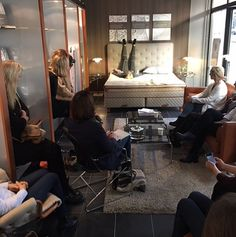Todays press event at our DUXIANA store in Oslo Norway is all about waking up full with energy. Yoga instructor @vibekeklemetsen and DUX Nordic Presedent Charlotte Ljung talking about the importance of a good nights sleep. #DUX #DUXBEDS #DUXIANAOSLO #LUXURYBEDS #MINDFULNESS #AGOODNIGHTSSLEEP #BEDROOMDESIGN #WAKEUPHAPPY - Architecture and Home Decor - Bedroom - Bathroom - Kitchen And Living Room Interior Design Decorating Ideas - #architecture #design #interiordesign #diy #homedesign…