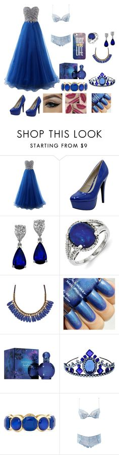"""""""Sem título #623"""" by alynemaria ❤ liked on Polyvore featuring Kevin Jewelers, Roni Kantor, Britney Spears, Monet, Charlotte Russe, Casetify, women's clothing, women's fashion, women and female"""