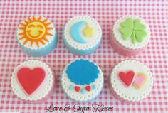 Carebears toppers