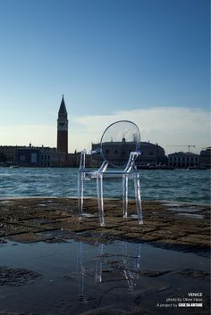 Saluti from Venice    Credits: Ph. by Oliver Haas  A project by Case da Abitare