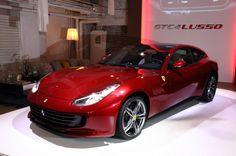 フェラーリの新4人乗りGT 往年の名車を継承 |MONO TRENDY|NIKKEI STYLE