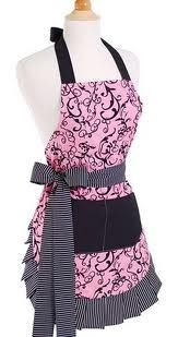 Wholesale Aprons Massive Discount Flirty Aprons Review -  Look Good and Feel GreatWomen can't get enough of this new, fun and flirty woman's... novelty chef aprons  - ** BARGAIN! **
