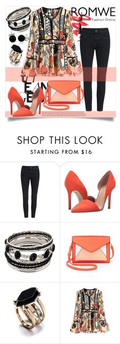 """""""Untitled #96"""" by mila96h ❤ liked on Polyvore featuring L.A.M.B., Apt. 9, Bling Jewelry, vintage and romwe"""