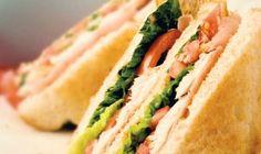 Club Sandwich – une recette très simple à réaliser qui fera toujours son petit effet.