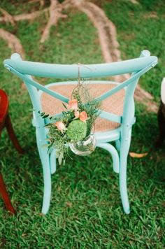 Outdoor Chairs, Outdoor Furniture, Outdoor Decor, Wishbone Chair, Inspiration, Vintage, Wedding Ideas, Home Decor, Farm Wedding