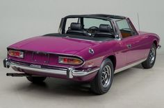 1973 TRIUMPH STAG Triumph Car, Convertible, Triumph Spitfire, British Car, Commercial Vehicle, Cars And Motorcycles, Motors, Classic Cars, Wheels