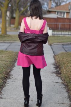The Frugal Fashionista: Valentine's Day Outfit Inspiration - Red and Pink