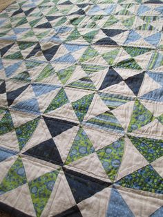 Quackadoodle Quilt: Finished Quilts